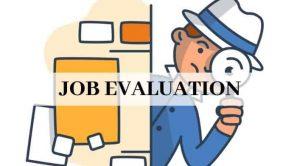 مدلهای ارزشیابی مشاغل