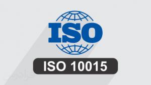 استاندارد ایزو 10015